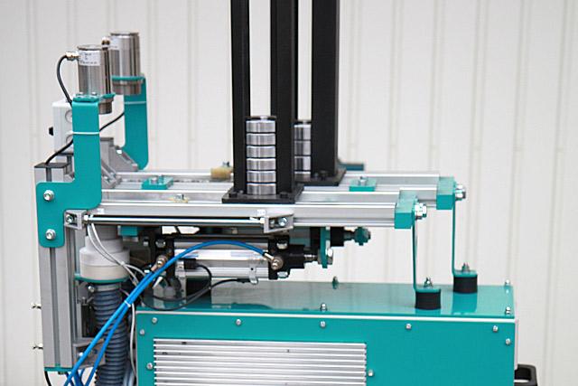 Automatické zařízení pro ohřev ložisek