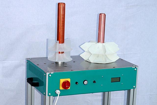 Ohřev ventiláoru
